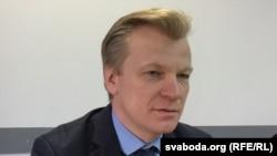 Віталь Рымашэўскі, архіўнае фота