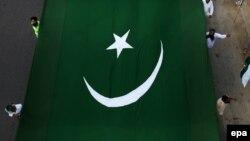 Пакистандын желеги
