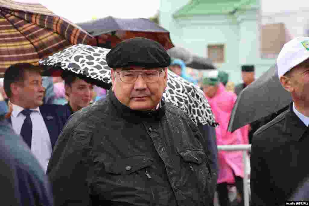 Татарстанның элеккке баш прокуроры Кафил Әмиров