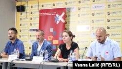 Predstavljanje dosijea: Nemanja Stjepanović, Abdulrahman Malkić, Milica Kostić i Muhamed Avdić