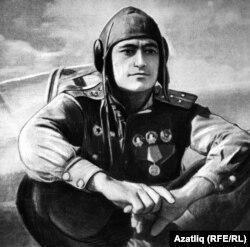 Аметхан Солтан Сталинград сугышы вакытында