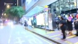 Rikthehet dhuna në Hong Kong