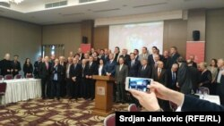 Svečanost povodom desete godišnjice od nezavisnosti Crne Gore, 21. maj 2016.