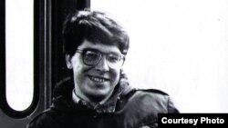 Николай Кононов в 1982 году