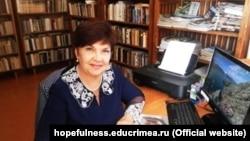 Валентина Голумбовская, погибшая в аварии с участием крымского бизнесмена Сергея Бейма 31 июля 2021 года