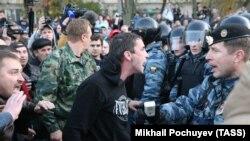 Беспорядки в московском районе Бирюлево в 2013 году
