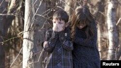 Адам Ланза убил двадцать шесть человек, из них двадцать детей