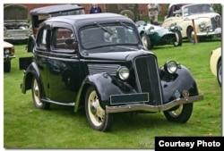 Автомобиль Ford Model C - на таком же Ильф и Петров дважды пересекли Америку.