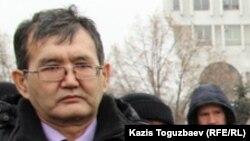 Правозащитник Ерлан Калиев.