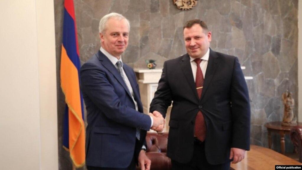 Арест в Армении избирается исключительно при наличии достаточных оснований – глава СК