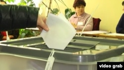Moldova.Parlament seçkisi