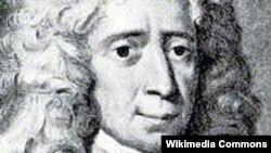 Fransuz pelsepeçisi Şarl Monteskýe.