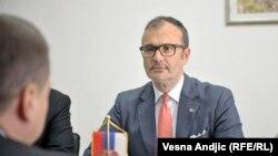 Sadržaj tog sporazuma treba da odrede Srbija i Kosovo: Sem Fabrici