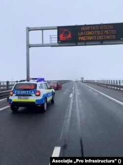Un accident produs pe un drum din România.