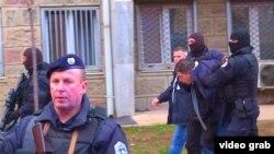 La reținerea lui Djuric la Mitrovica