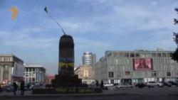 """Российское вторжение в Крым: """"за"""" и """"против"""" в Днепропетровске"""
