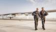 هواپیمای خورشیدی رکورد شکست