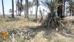 العثور على عتاد مدفون شمال بابل