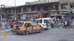 Bombings Target Shi'ite Neighborhoods In Baghdad