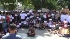 Beograd: Izbeglice štrajkuju glađu