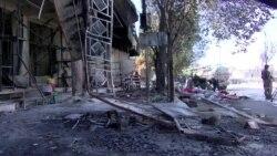 شهر غزنی پس از حمله طالبان