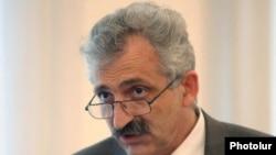 Երեւանի նախկին գլխավոր ճարտարապետ Սամվել Դանիելյան