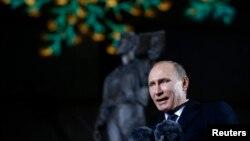 Presidenti rus, Vladimir Putin - Arkiv
