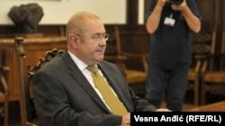 Ištvan Pastor, lider SVM