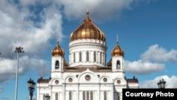 Храм Христа Спасителя, Москва, 2012 г