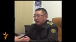 Мамбеталиев: өзбек жарандарына ок атылган эмес