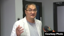 Казахстанский IT-эксперт Ерлан Оспан