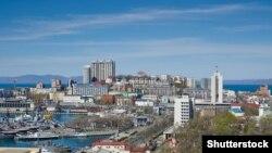 نمایی از شهر ولادی وستوک روسیه