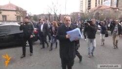 Րաֆֆի Հովհաննիսյանի ներկայացուցիչները դիմեցին Սահմանադրական դատարան