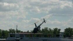 Оновлена річкова поліція показала, як перехоплюватиме терористів (відео)