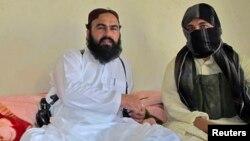 """""""Талибанның"""" Пәкістандағы қанаты басшыларының бірі Вали-ур Рехман Мехсуд."""