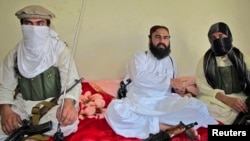 If reports of the death of Wali-ur Rehman Mehsud (center) are true, the Taliban will have been deprived of a key strategist and operative.