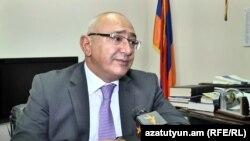 Председатель Центральной избирательной комиссии Тигран Мукучян