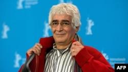 "Iranian director Kamboziya Partovi, who made ""Closed Curtain"" with dissident filmmaker Jafa Panahi, at this year's Berlinale."