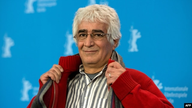 "Iranian director Kamboziya Partovi, who made ""Closed Curtain"" with dissident filmmaker Jafa Panahi, at this year's Berlinale."