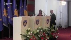 Mogherini dhe Avramopoulos takohen me Mustafën