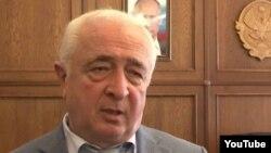 Ибрагим Казибеков, бывший министр строительства и ЖКХ Дагестана