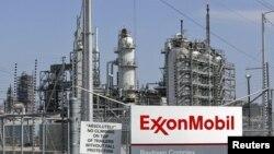 Exxon Mobil компаниясының Техас штатындағы мұнай өңдеу кәсіпорны, АҚШ. (Көрнекі сурет).