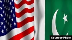 د امریکا او پاکستان بیرغ
