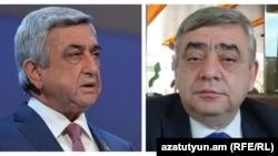 Սերժ Սարգսյան, Լևոն Սարգսյան, արխիվ