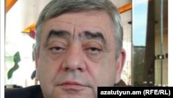 Брат экс-президента Армении Сержа Саргсяна Левон Саргсян (архив)
