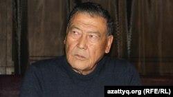 Политик Балташ Турсумбаев. 17 октября 2016 года.