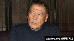 Саясаткер Балташ Тұрсымбаев. 17 қазан 2016 жыл.
