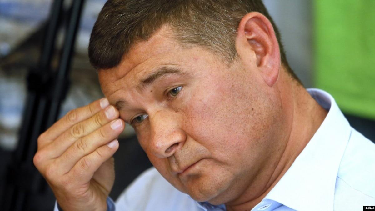 В САП уточнили детали задержания Онищенко в Германии