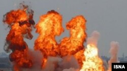 Пламя пожара. Иллюстративное фото.