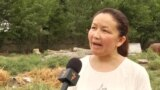 "Sairagul Sauytbay, an ethnic Kazakh from China's northwestern region of Xinjiang was one of the first victims to speak publicly about China's ""repressive campaign against Muslims. (file photo)"